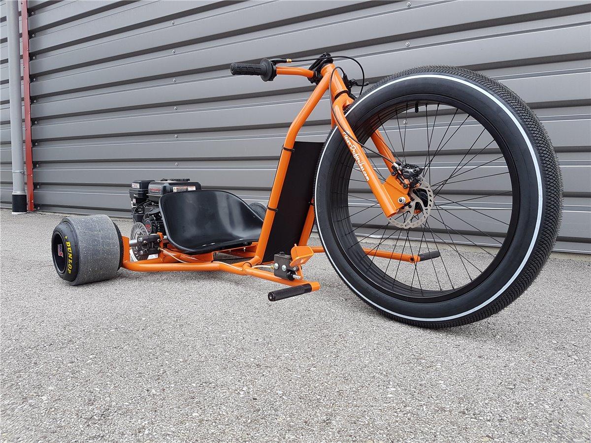 pleier motorisiertes drifttrike sfd kart drift trike. Black Bedroom Furniture Sets. Home Design Ideas