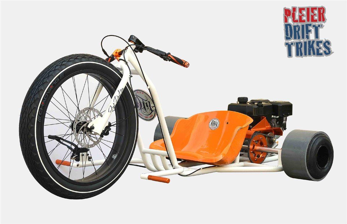 motorisiertes drift trike pleier big wheel pleier. Black Bedroom Furniture Sets. Home Design Ideas